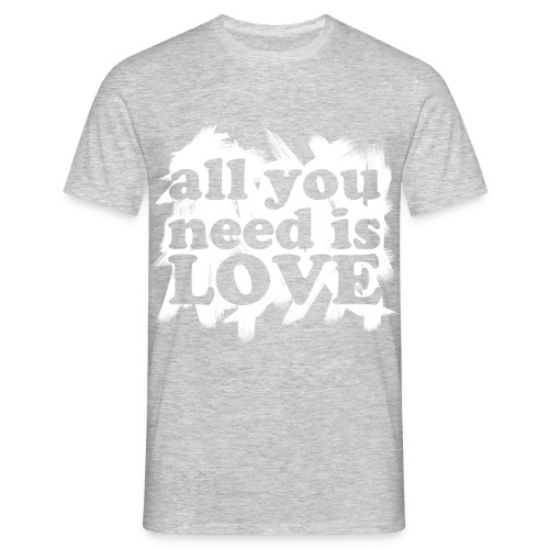 Guru Goods Love - Männer T-Shirt