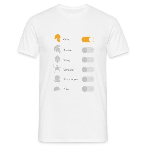 T-shirt homme En mode celte - T-shirt Homme