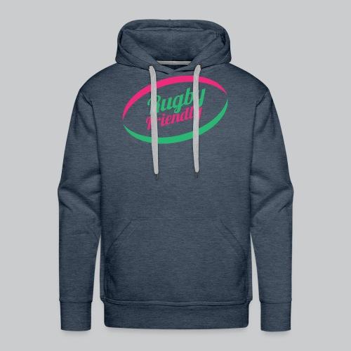 Rugby Friendly Classic Sweat  - Sweat-shirt à capuche Premium pour hommes