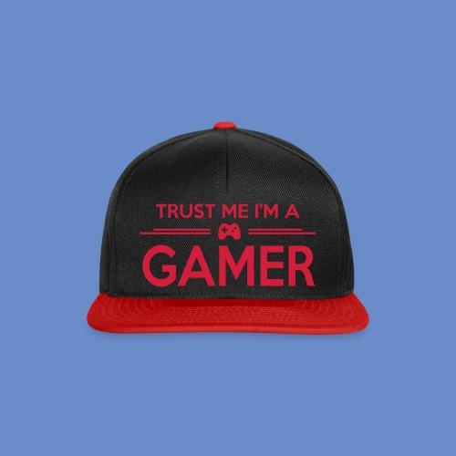 Gamer Cap - Snapbackkeps