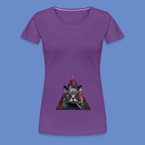 Cat Shirt (Women Only) - Premium-T-shirt dam