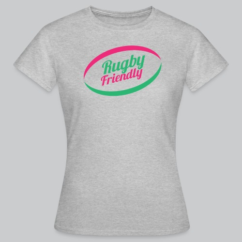 Rugby Friendly Classic - T-shirt Femme