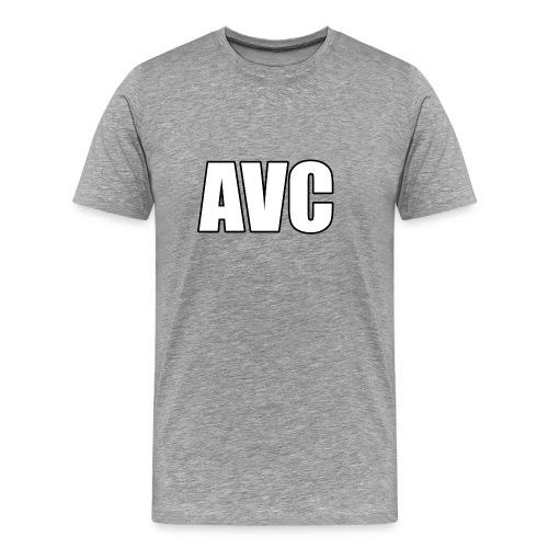 Mannen Premium T-shirt AVC - Mannen Premium T-shirt