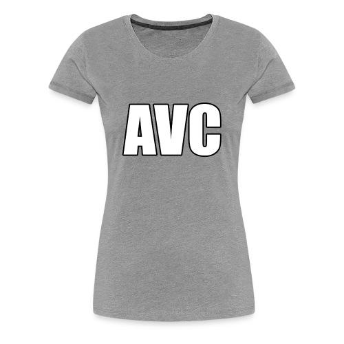 Vrouwen Premium T-shirt AVC - Vrouwen Premium T-shirt