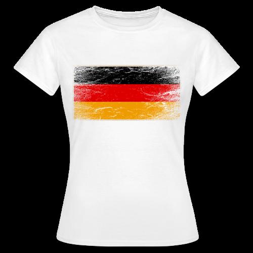 Deutschland Shirt - Frauen T-Shirt