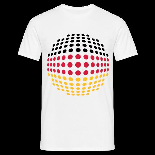 Deutschland Shirt - Männer T-Shirt