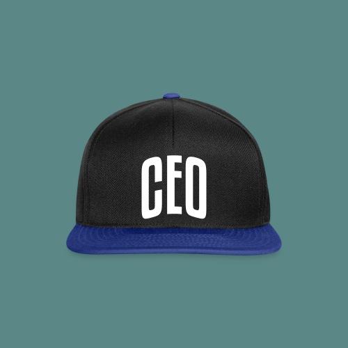 CEO - Snapback Cap