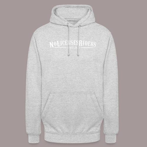 NLR - BIKE SQUAD - Unisex Hoodie