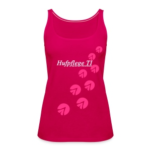 Top Hufe - Frauen Premium Tank Top