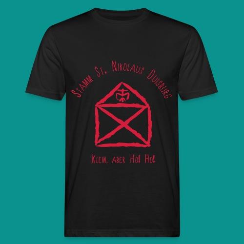 Logo vorne T-Shirt Herren Rover - Männer Bio-T-Shirt