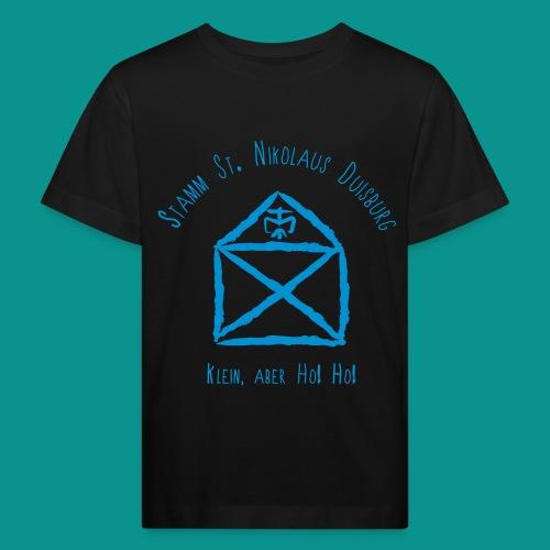 Logo vorne T-Shirt Kinder Stamm - Kinder Bio-T-Shirt
