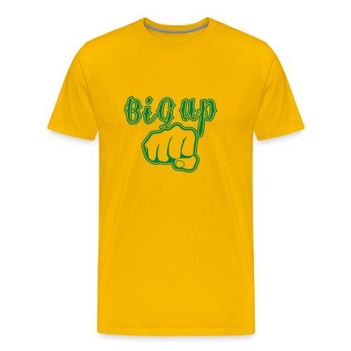 Tee Shirt Homme Premium Big Up - T-shirt Premium Homme