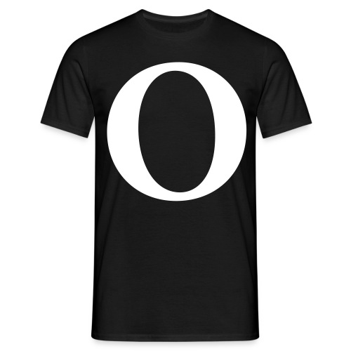Open Oost T-shirt mannen normaal - Mannen T-shirt