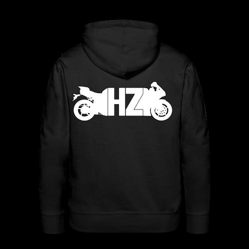 MOTO HOLLIKZZ HOODIE - Männer Premium Hoodie