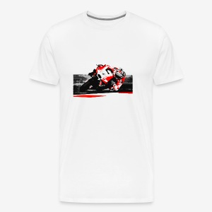 T-shirt Passion Superbike by DESIGNMOTEUR team - H - T-shirt Premium Homme