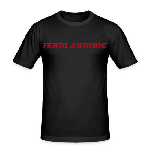 Team Zombie Shirt - Men's Slim Fit T-Shirt