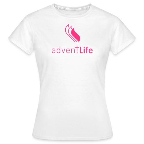 Tshirt Blanc FEMME Adventlife - T-shirt Femme