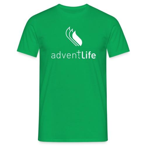 Tshirt vert HOMME Adventlife - T-shirt Homme