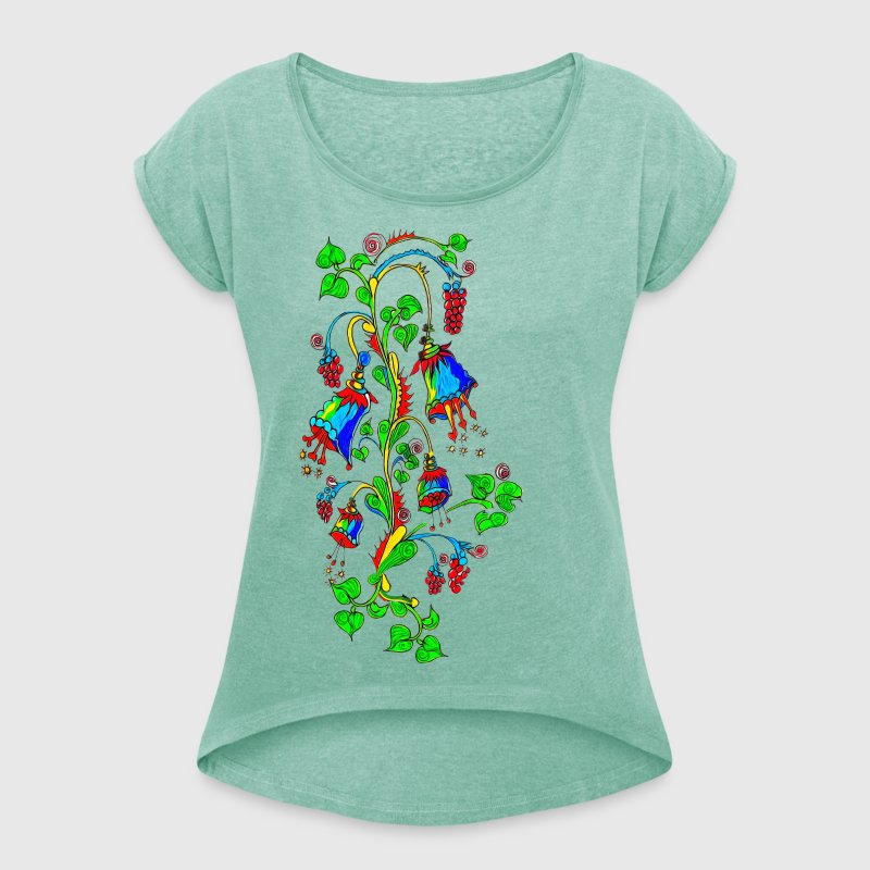 Klokkeblomst Sommer Blomster Blomst Have T Shirt