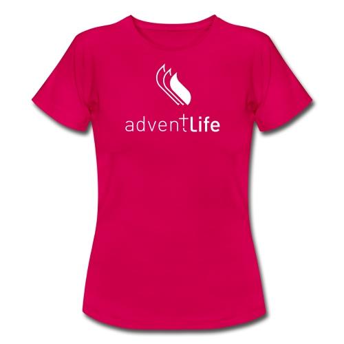Tshirt Rose FEMME Adventlife - T-shirt Femme