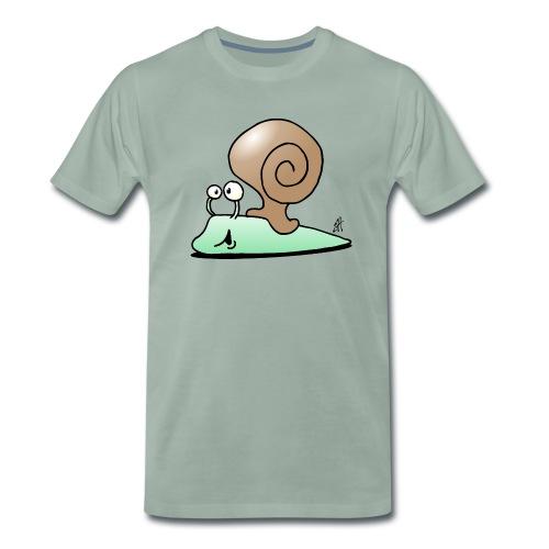 Snigel T-shirts - Men's Premium T-Shirt