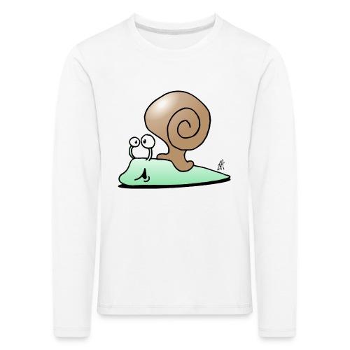 Etana Pitkähihaiset - Kids' Premium Longsleeve Shirt