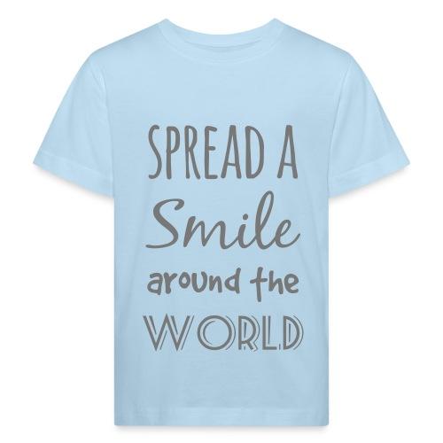 Spread a Smile Kinder T-Shirt - Kinder Bio-T-Shirt