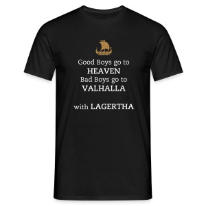 VALHALLA Boys - Lagertha - Men's T-Shirt