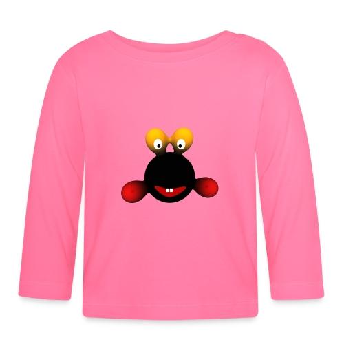 Tee Shirt bébé Toothies 3Colors - T-shirt manches longues Bébé