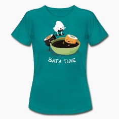 Sushi Bath Time T-Shirts