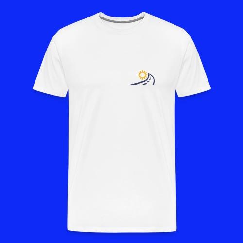 L & S Shirt Männer - Männer Premium T-Shirt