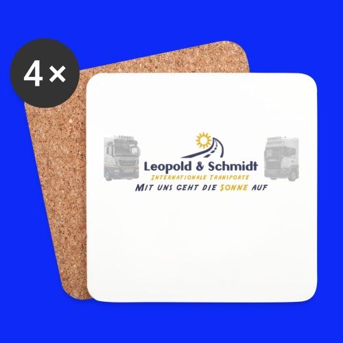 L & S Untersetzer im 4er Pack - Untersetzer (4er-Set)