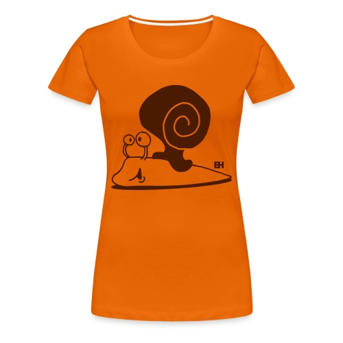 Snigel T-shirts - Women's Premium T-Shirt