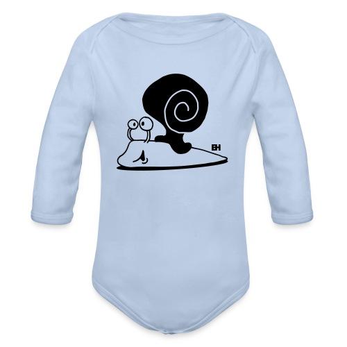 Snigel Babybody - Organic Longsleeve Baby Bodysuit