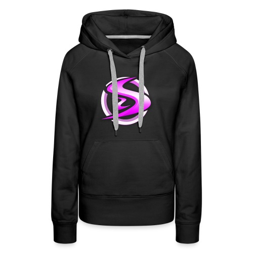 Official StormSense Women's Limited Edition Pink Logo Hoodie - Women's Premium Hoodie