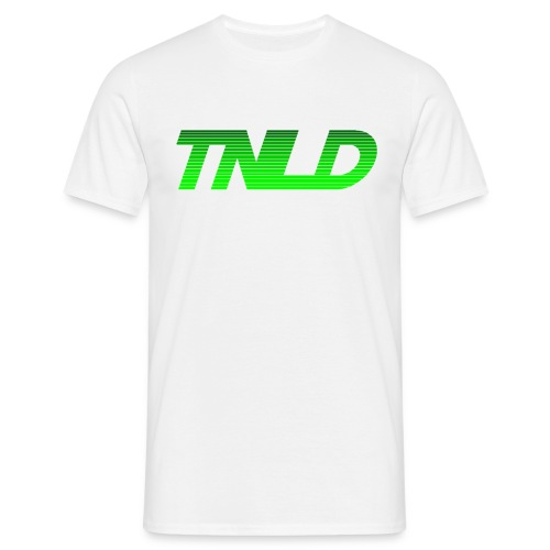 TNLD - Green Gradient New Logo - Men's T-Shirt