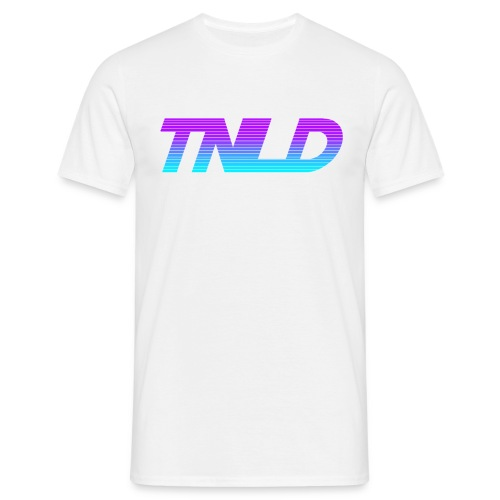 TNLD - Purple to Blue Gradient - Men's T-Shirt