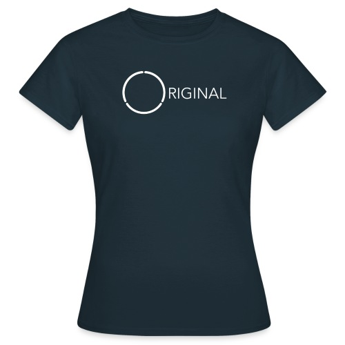Original 12-ring Ladies tee 1 - Women's T-Shirt