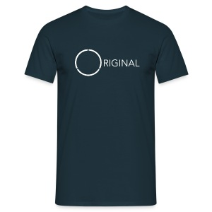 Original 12-ring Mens tee standard - Men's T-Shirt