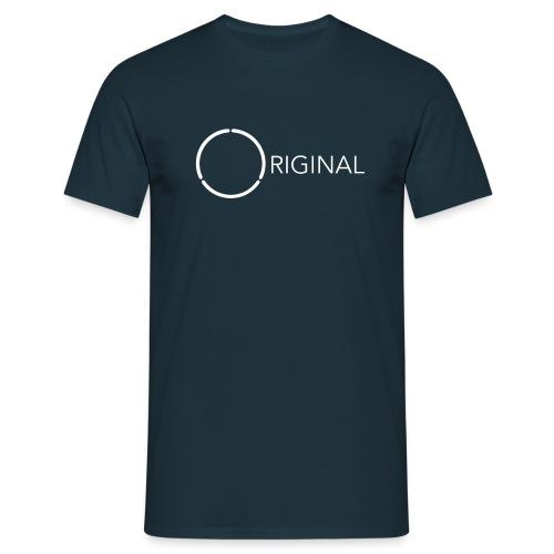 Original 12-ring Mens tee standard - Men's T-Shirt