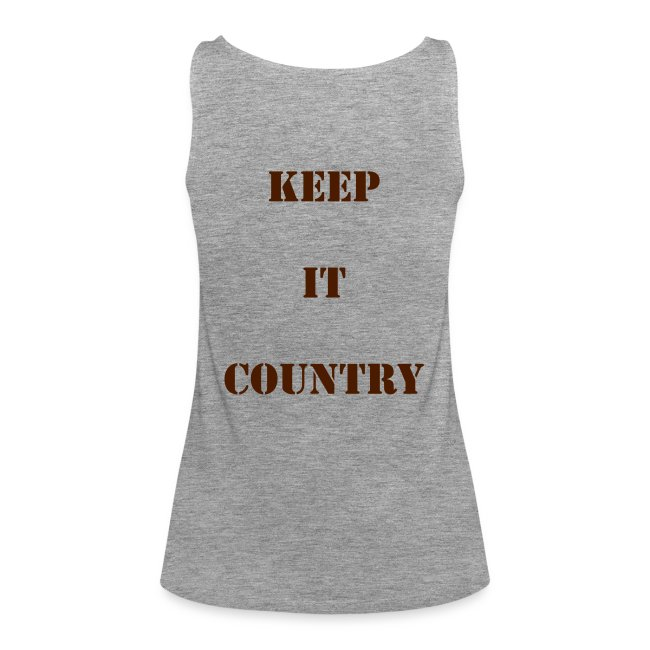Keep it country Tanktop!