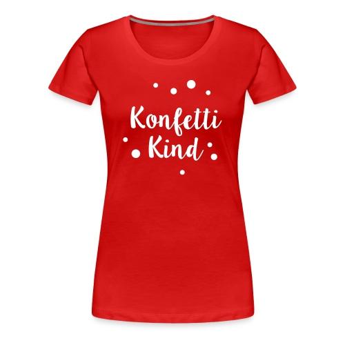 Frauen Premium T-Shirt rot - Frauen Premium T-Shirt