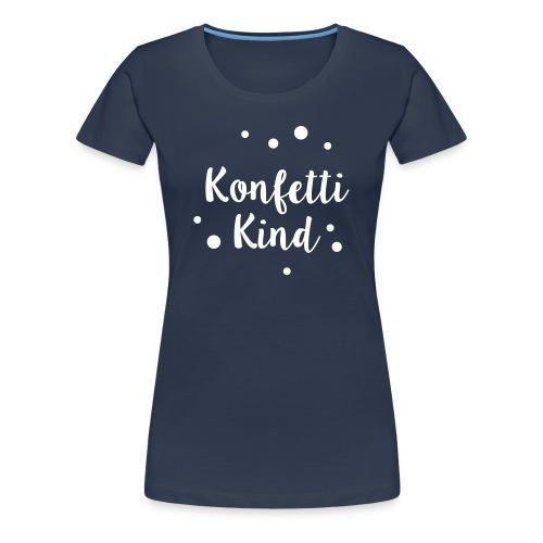 Frauen Premium T-Shirt blau - Frauen Premium T-Shirt
