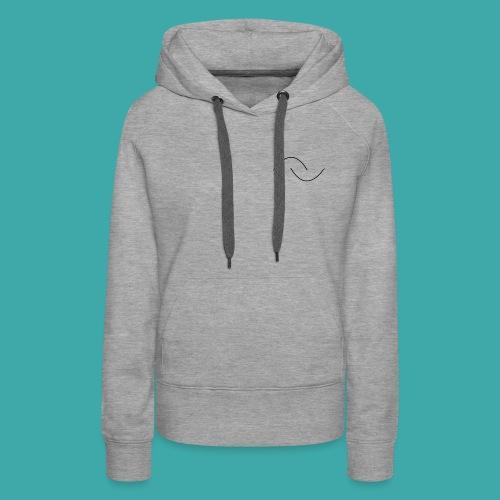 Female Branded Hoodie - Women's Premium Hoodie