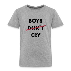shirt boys cry - Kinder Premium T-Shirt