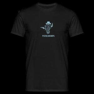 Gunslinger Blue - Men's T-Shirt