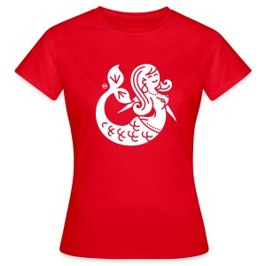BD Mermaid 2016 Girls Tshirt - Frauen T-Shirt