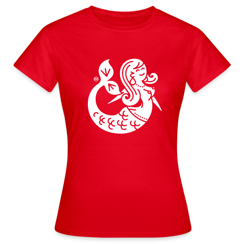 BD Mermaid 2016 Girls Tshirt - Frauen T-Shirt