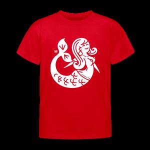 BD Mermaid 2016 Kids Tshirt - Kinder T-Shirt