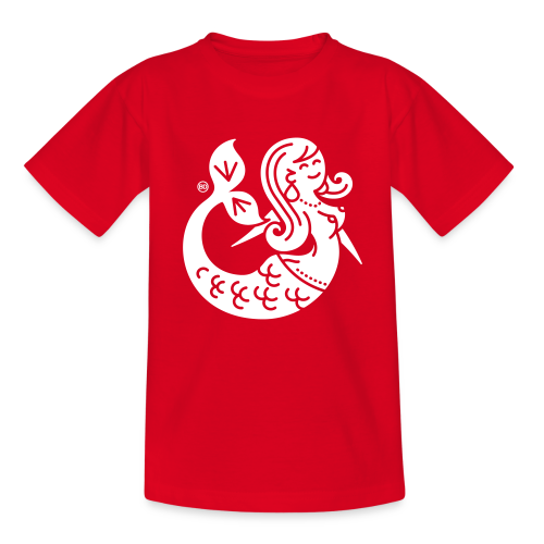 BD Mermaid 2016 Kids Tshirt - Kinder T-Shirt